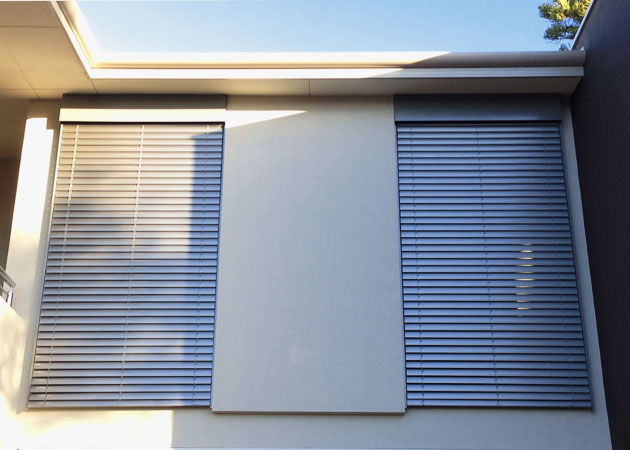 External Venetian Blinds Wembley Awnings Perth