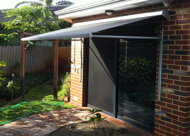 Contemporary Window Awning