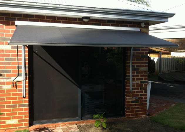 Contemporary Window Awning – South Perth