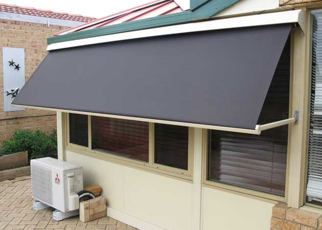 Contemporary Window Awnings Ocean Reef