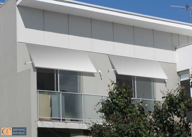 Window Awnings Visual-After