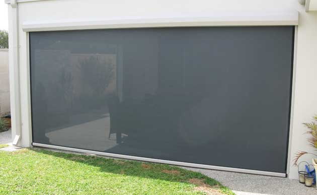 Ziptrak Outdoor Blinds Awnings Perth Commercial