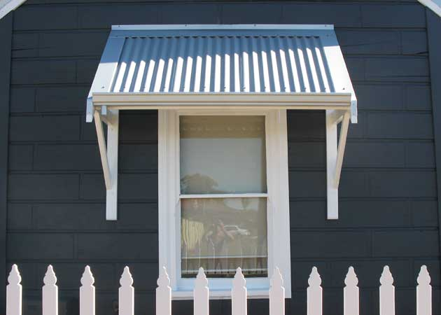 Timber Awnings Perth Traditional Federation