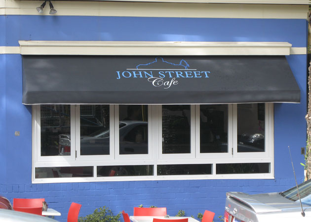 Fixed Canopy Awning Cottesloe Awnings Perth