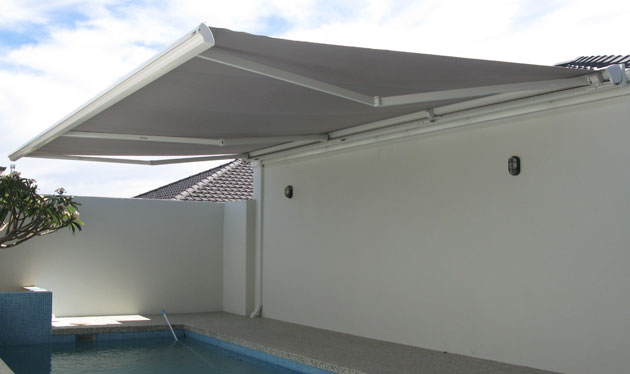 Folding Arm Awnings North Perth