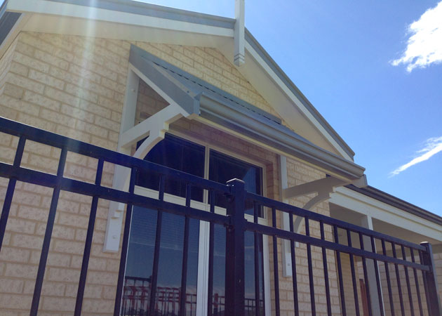 Federation Style Timber Awning South Perth Awnings