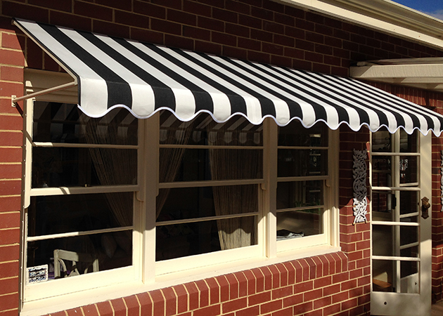 Fixed Panel Awning St James Awnings Perth Commercial