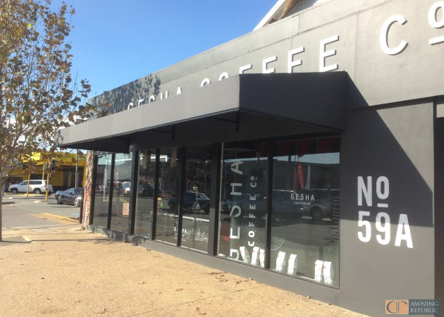 Commercial Awning - Fremantle
