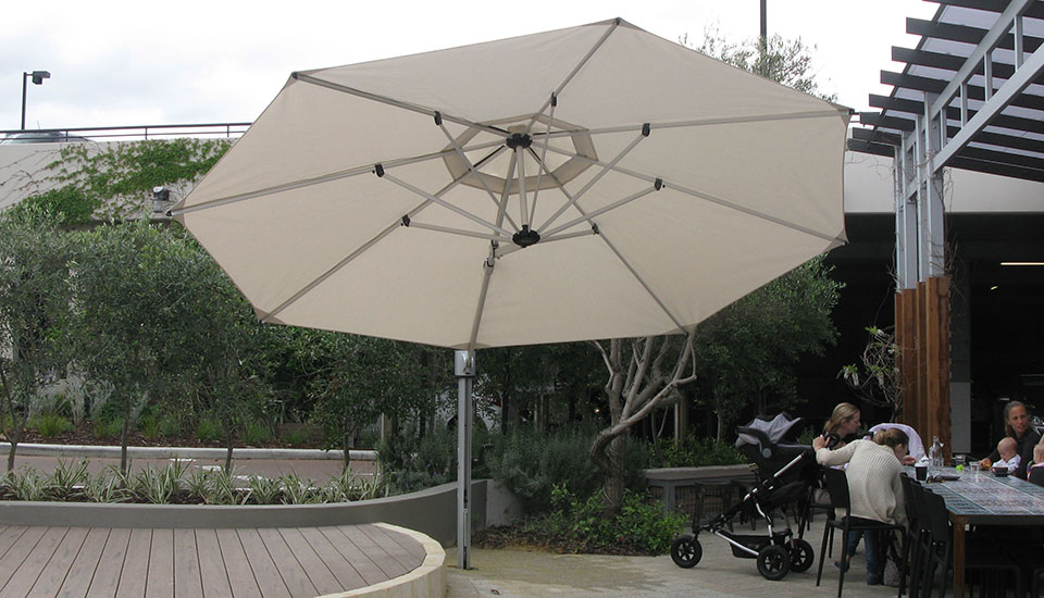 Cantilever Umbrellas Perth Awnings Perth Commercial