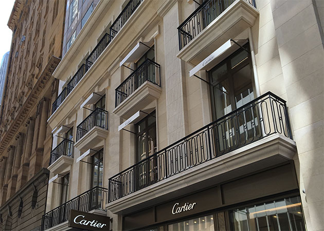 Cartier Awnings Sydney Awnings Perth Commercial