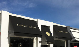 Recent Installations Of Awnings And Outdoor Binds In Perth