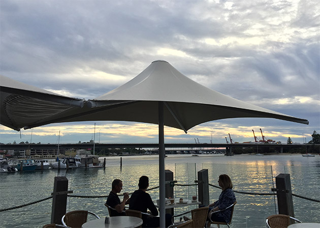 Architectural Commercial Umbrellas Awnings Perth