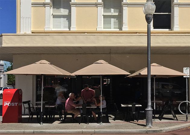 Miss Chat S Umbrellas Fremantle Awnings Perth