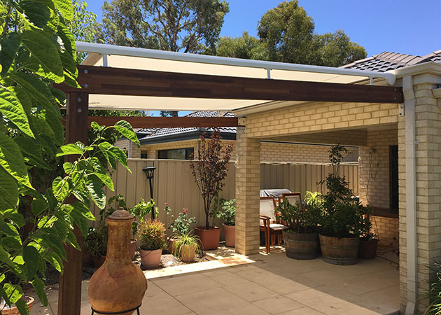 Retractable Sunroof Belmont Awnings Perth Commercial