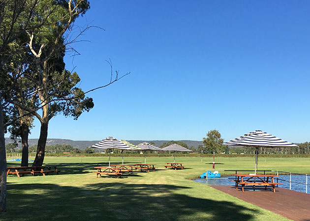 Oakover Grounds Umbrellas Awnings Perth Commercial