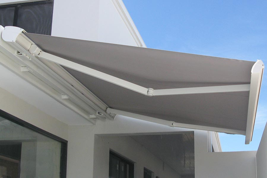 Cassette Folding Arm Awning Perth WA