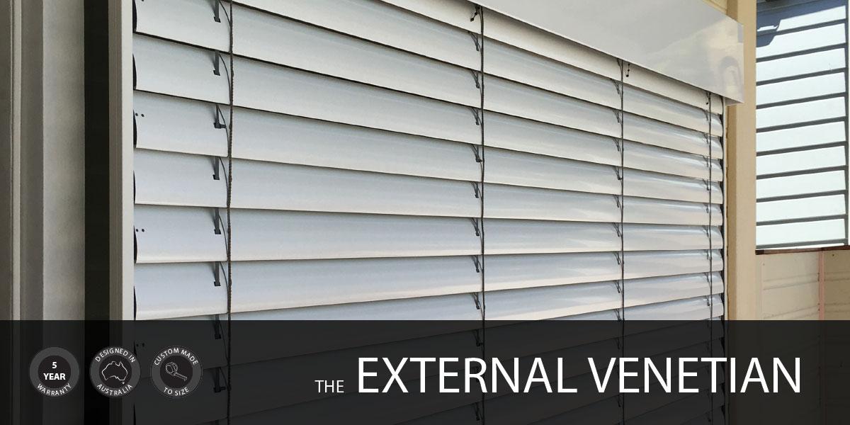 External Venetian Blinds Perth WA