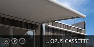 Opus Retractable Awnings Perth