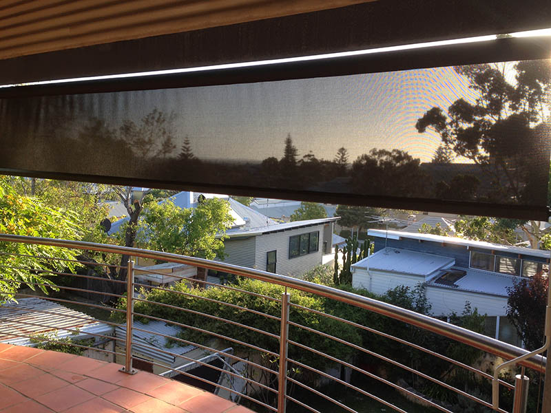 Pure Vision Cafe Blinds Perth Awning Republic