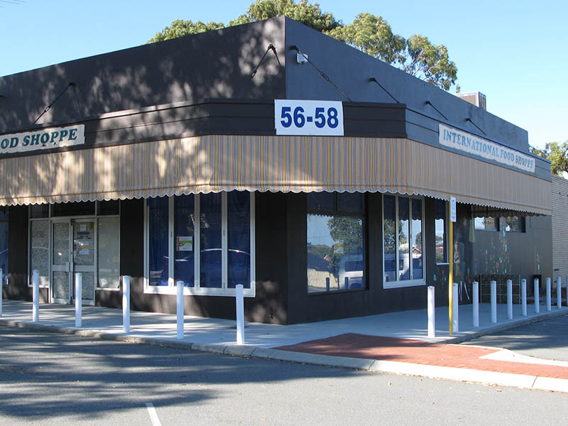 Shop Sign Awnings Perth | Awning Republic