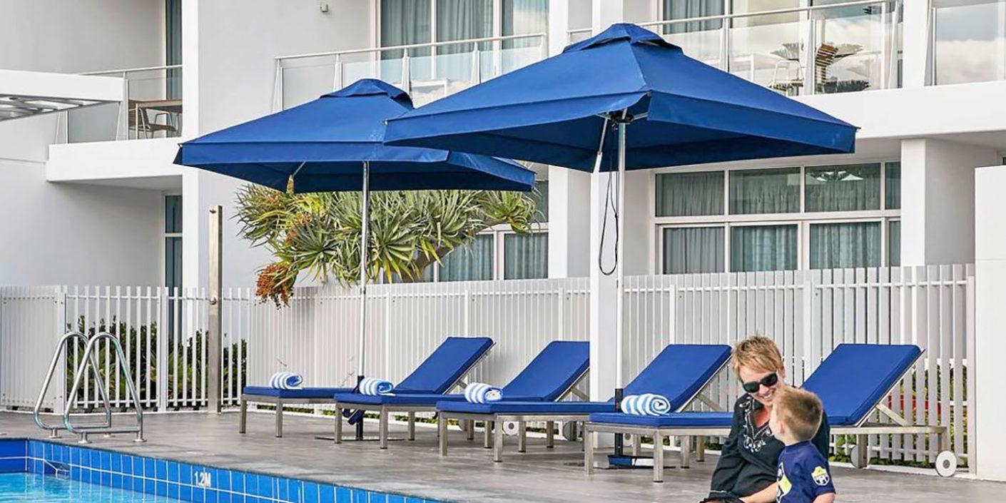Hotel Cafe Umbrellas for Pool