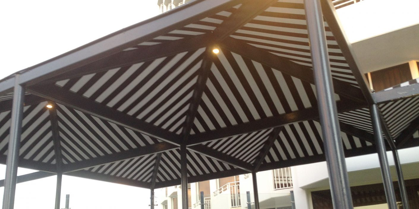 Hotel Awnings for Perth, Sydney, Melbourne, Adelaide and Brisbane