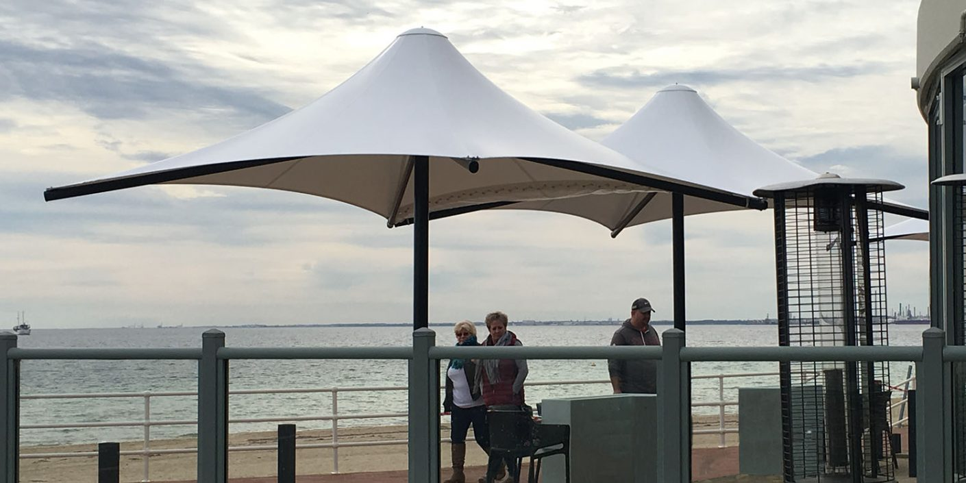 Restaurant Umbrellas WA